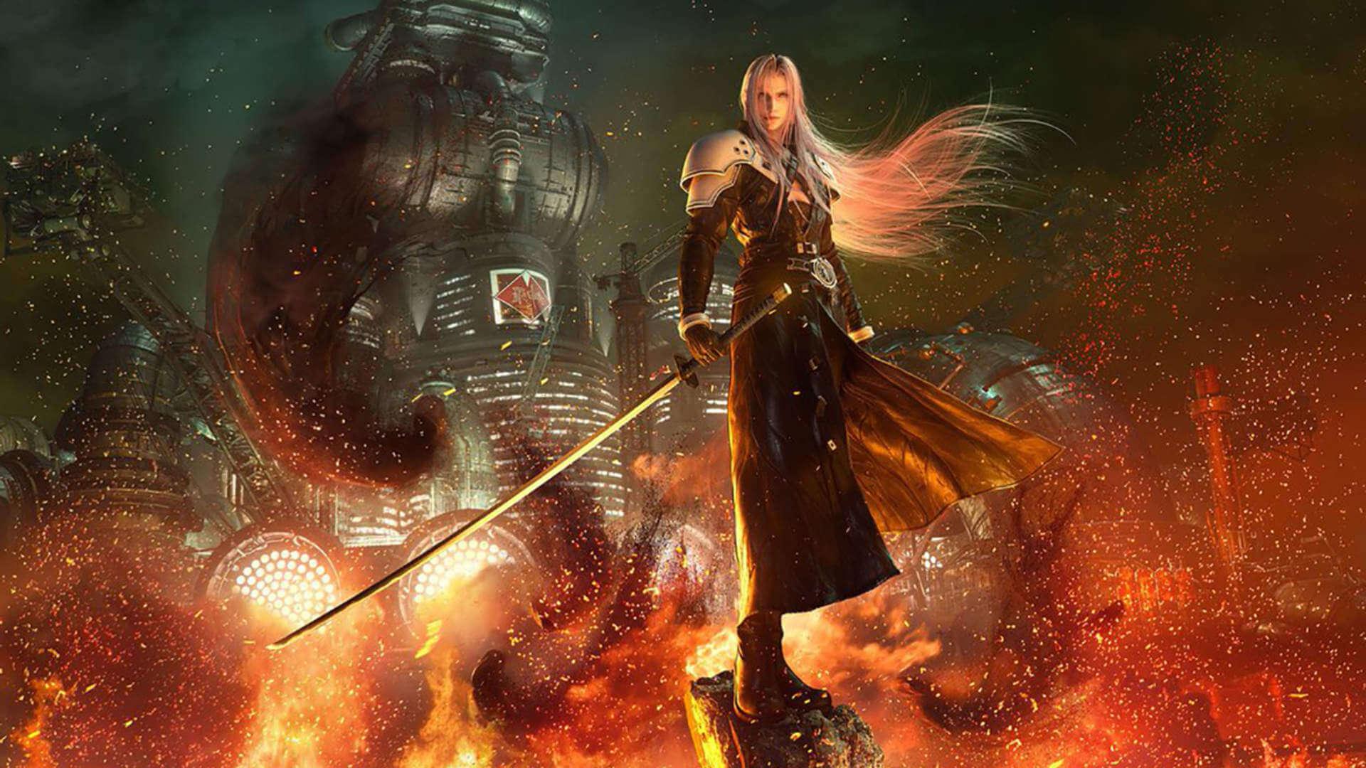Square Enix anuncia que habrá novedades de Final Fantasy VII Remake este fin de semana