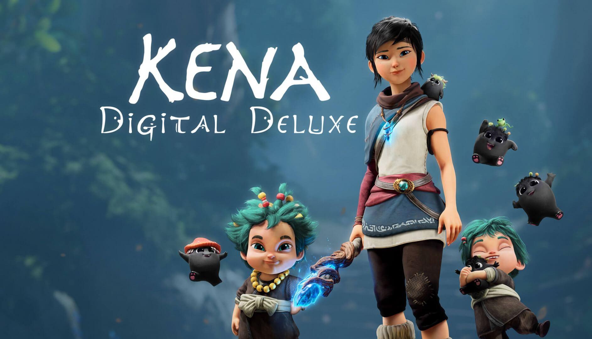 Kena: Bridge of Spirits revela sus ediciones y su precio