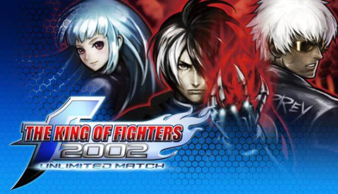 The King of Fighters 2002 Unlimited Match ya está disponible en PlayStation 4