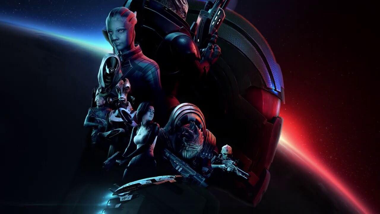 Mass Effect Legendary Edition anuncia su fecha de lanzamiento: ¡14 de mayo!