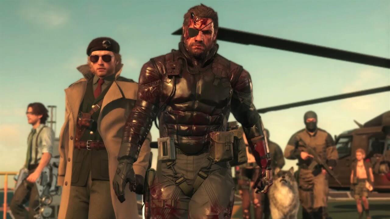 Metal Gear Solid V recibe actualización de 3 GB… ¿5 años después?