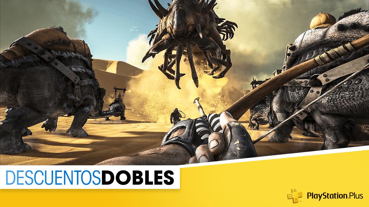 Ya llegaron los Descuentos Dobles a PS Store para los suscriptores de PS Plus