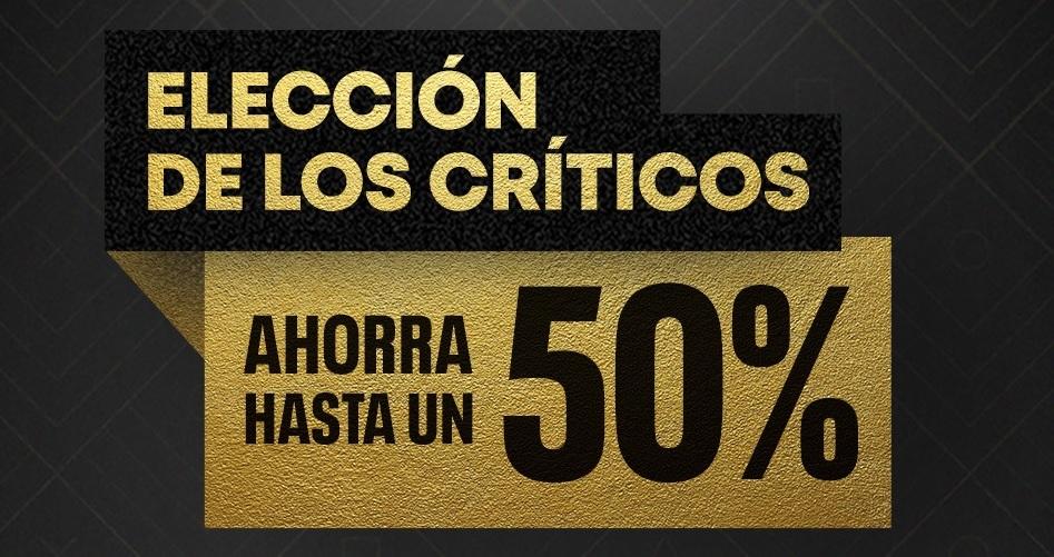 La promoción Elección de los Críticos llena de descuentos la PS Store
