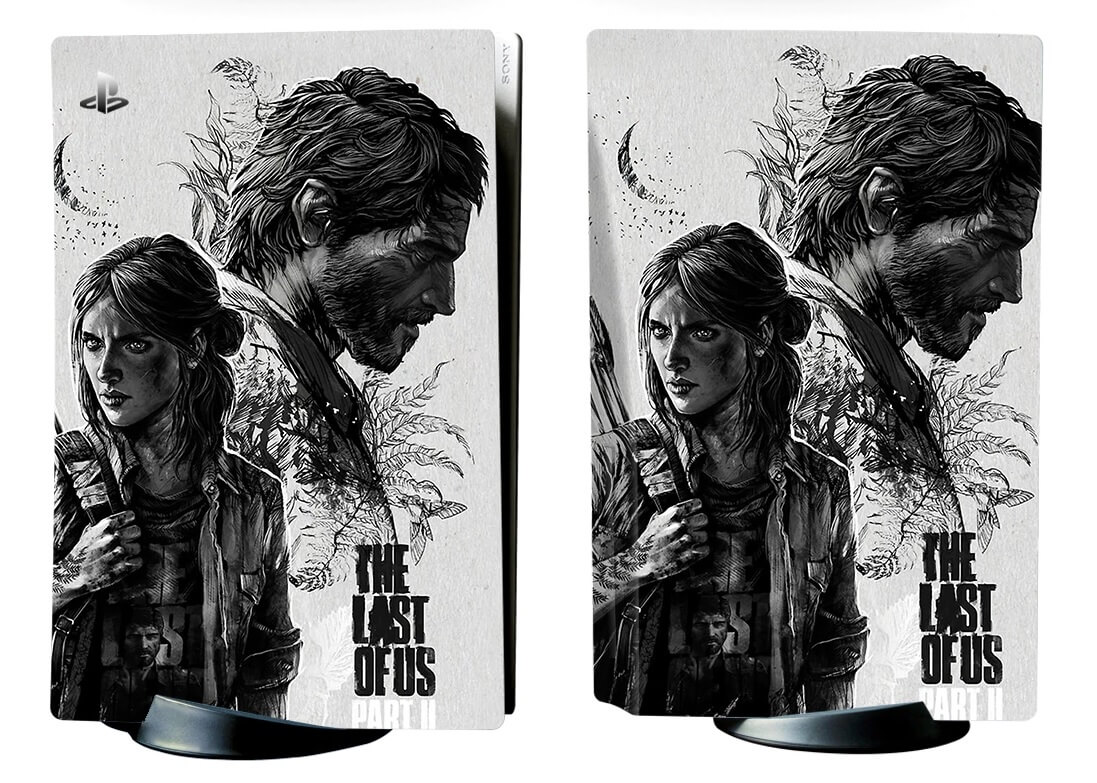 ¿Una PS5 de The Last of Us? Con solo 8 euros puedes transformar tu consola