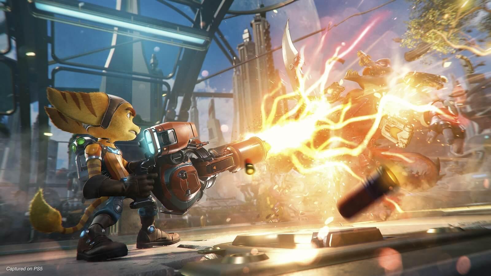 ¡Ratchet & Clank: Rift Apart ya tiene fecha de lanzamiento en PS5!