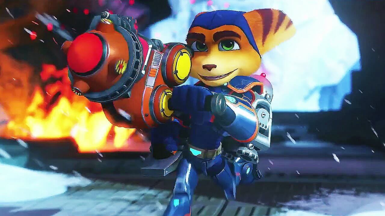 PlayStation regalará Ratchet & Clank en su iniciativa Play at Home