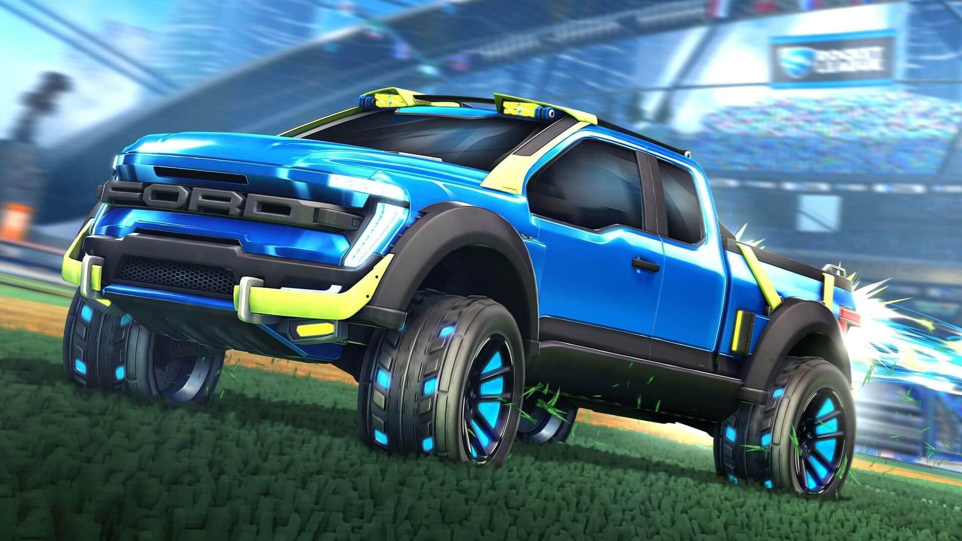 Rocket League y Ford anuncian una nueva colaboración y evento