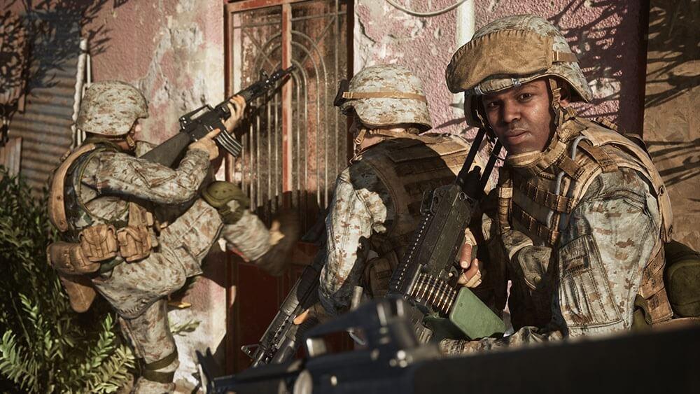 Six Days in Fallujah regresa a escena con un espectacular tráiler