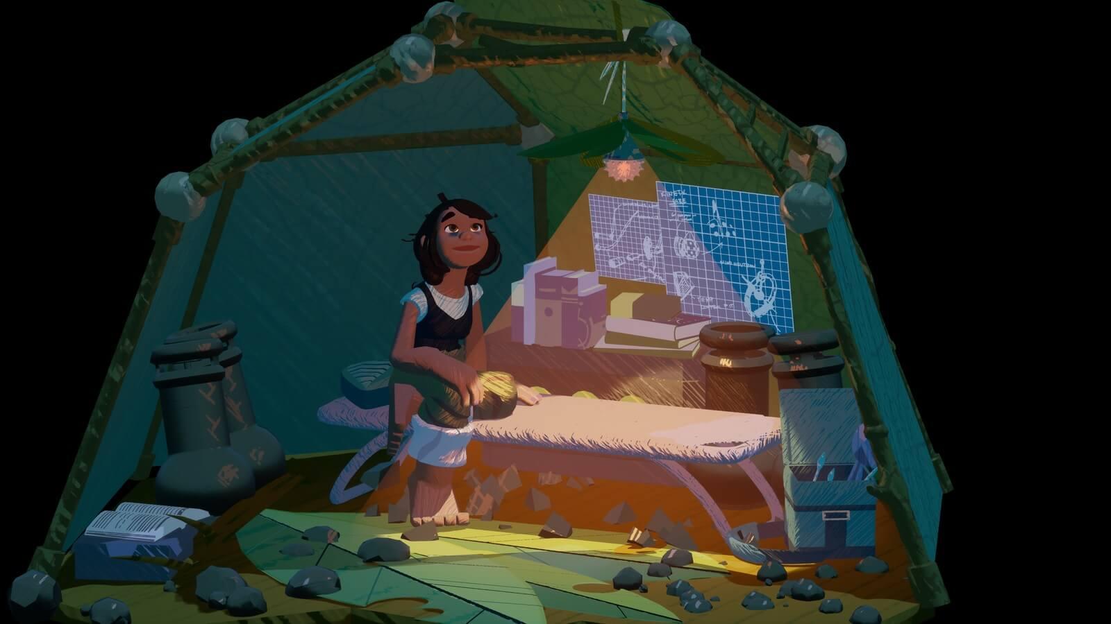 Los creadores de Creature in the Well presentan Stonefly, aventura que combina la naturaleza y los mechas