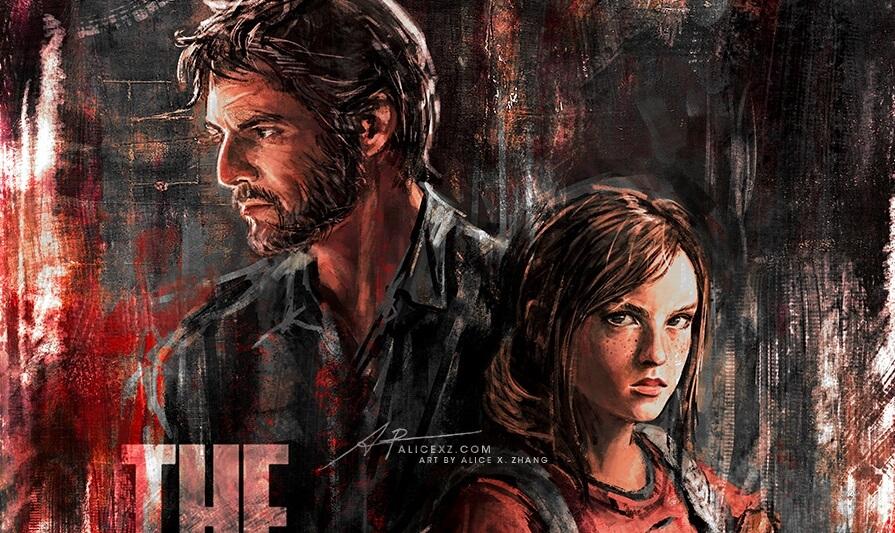 The Last of Us: ¿Cómo se verán Pedro Pascal y Bella Ramsey en la serie? Una artista nos lo muestra