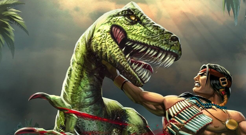 Turok y Turok 2 llegarían a PlayStation 4 este 25 de febrero