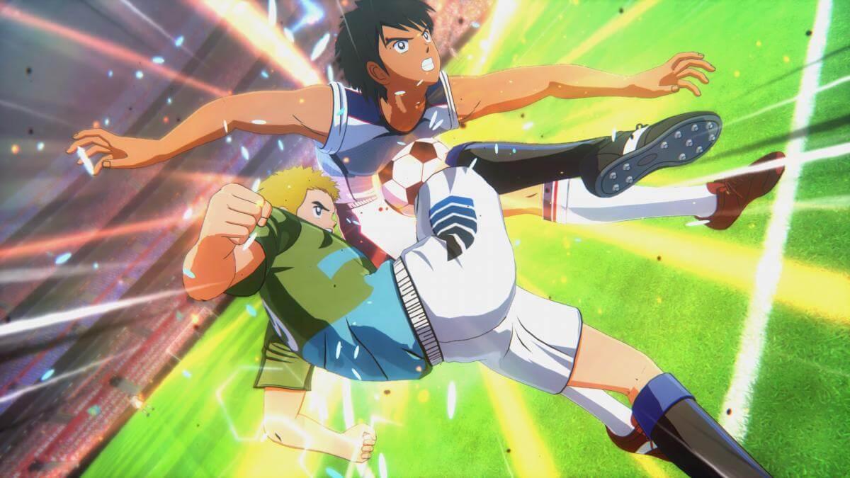 Portada Captain Tsubasa nuevos jugadores