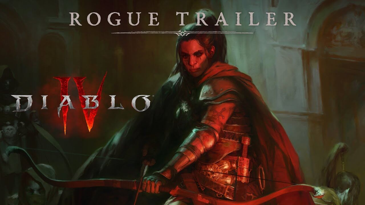 Portada Diablo IV Pícara