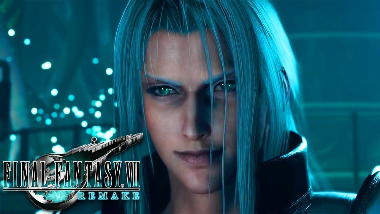 Portada Final Fantasy VII Remake Parte 2