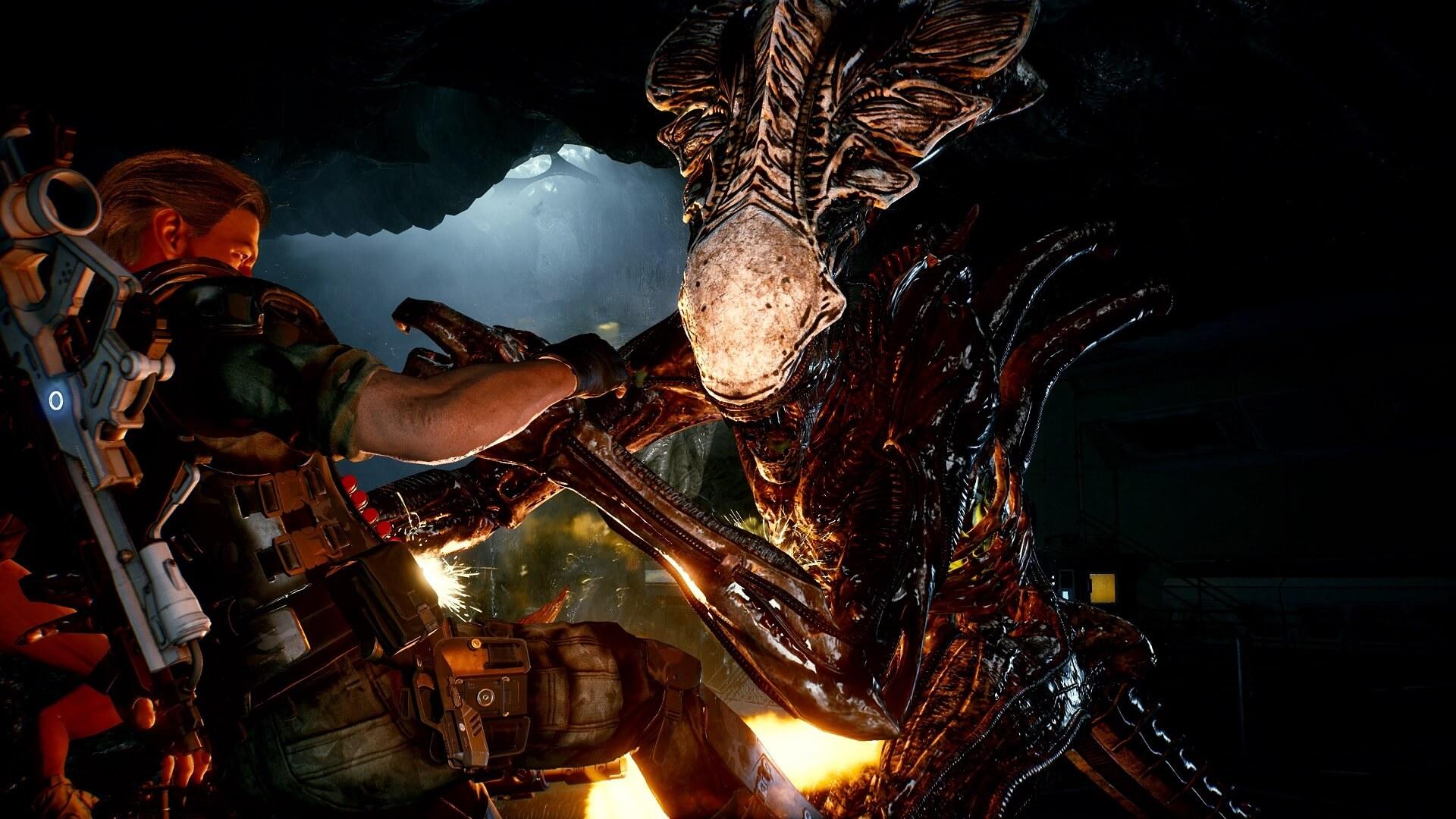 Aliens: Fireteam presenta a seis tipos de xenomorfos