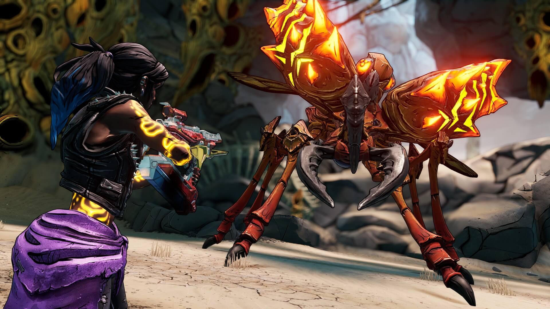 Borderlands 3: El DLC Director's Cut se retrasa hasta abril