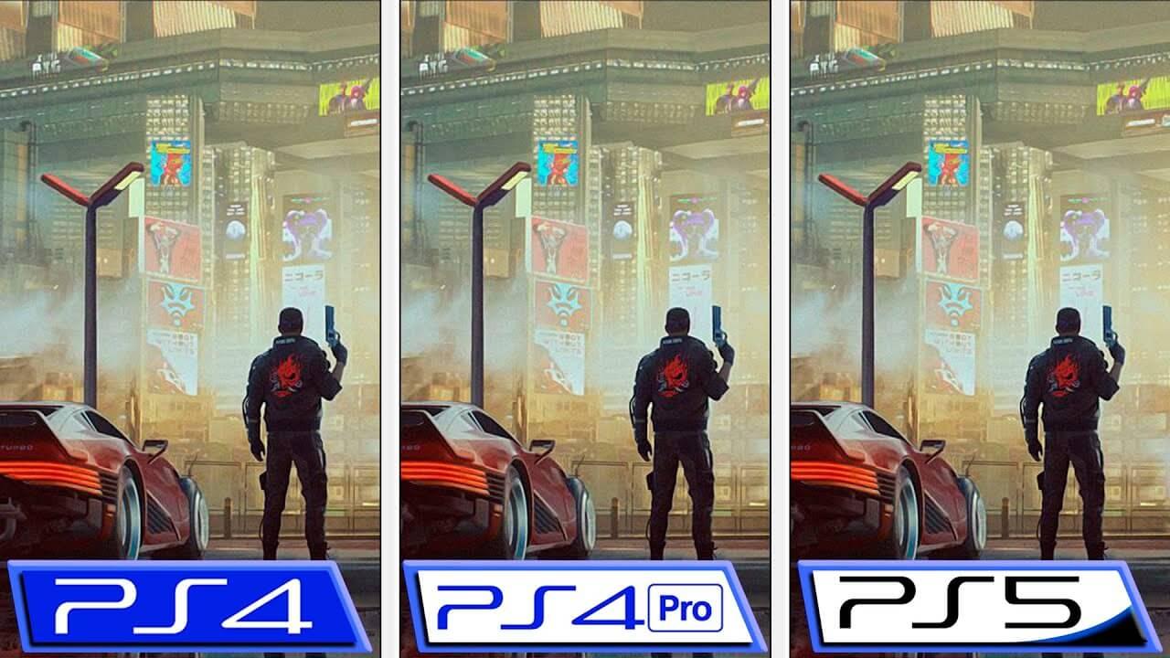 ¿Qué tanto mejoró Cyberpunk 2077 en PS4? Esta comparativa lo aclara todo