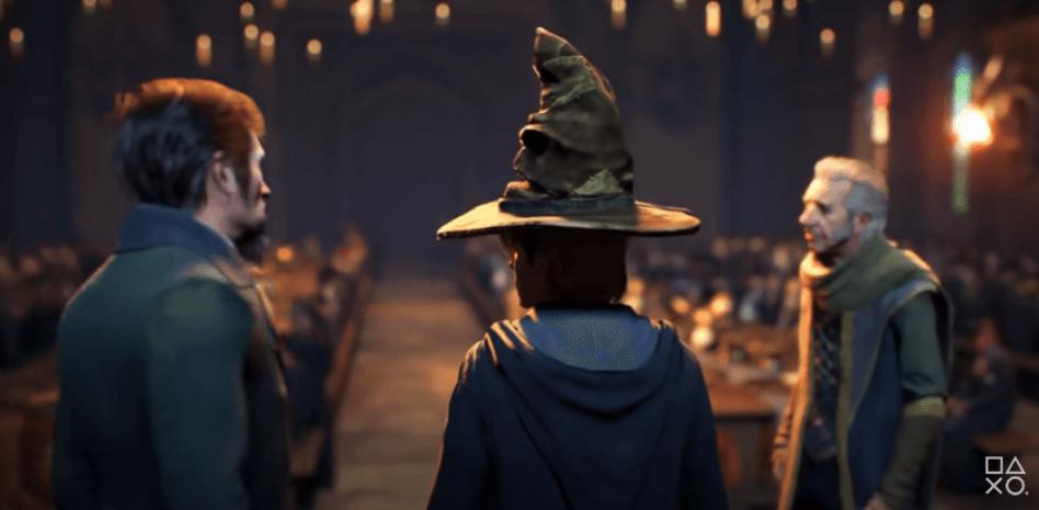 Hogwarts Legacy (Harry Potter) permitirá crear personajes transgénero