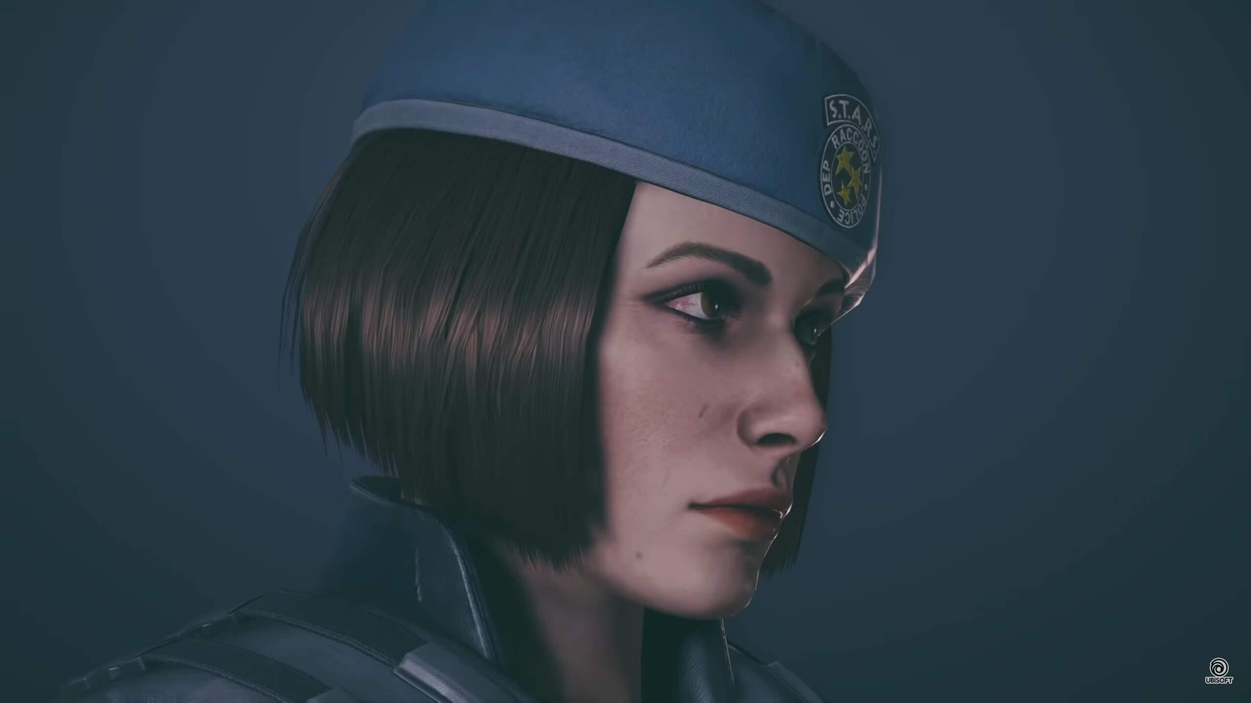 Rainbow Six Siege recibe una skin de Jill Valentine (Resident Evil) para Zofia