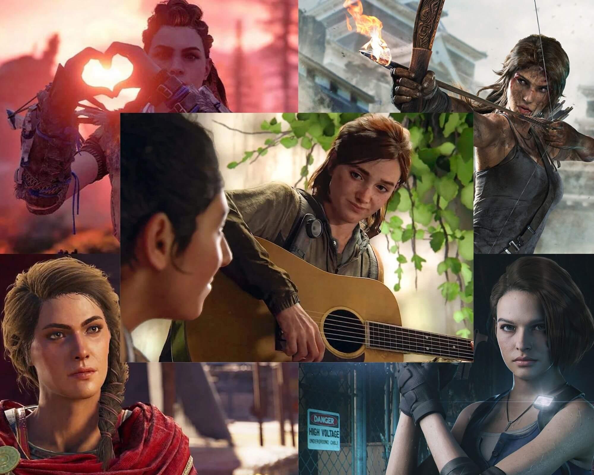 Mujeres en los videojuegos: La verdadera inclusión forzada se daba antes, no ahora