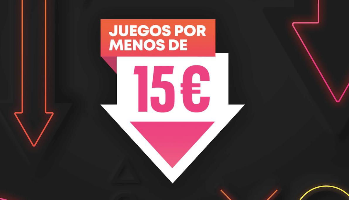 La promoción Juegos por menos de 15€ regresa a PS Store con grandes descuentos