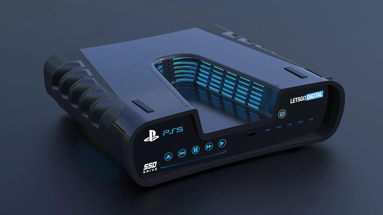 Aparecen imágenes inéditas del llamativo kit de desarrollo de PS5 en forma de V