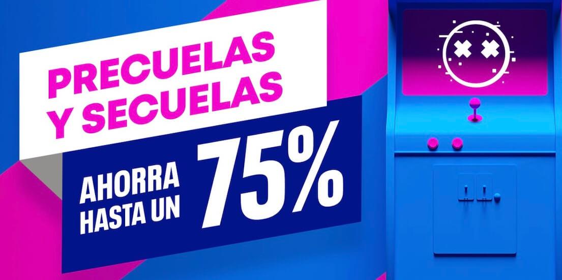 La promoción Precuelas y Secuelas llega a PS Store con descuentos en grandes sagas