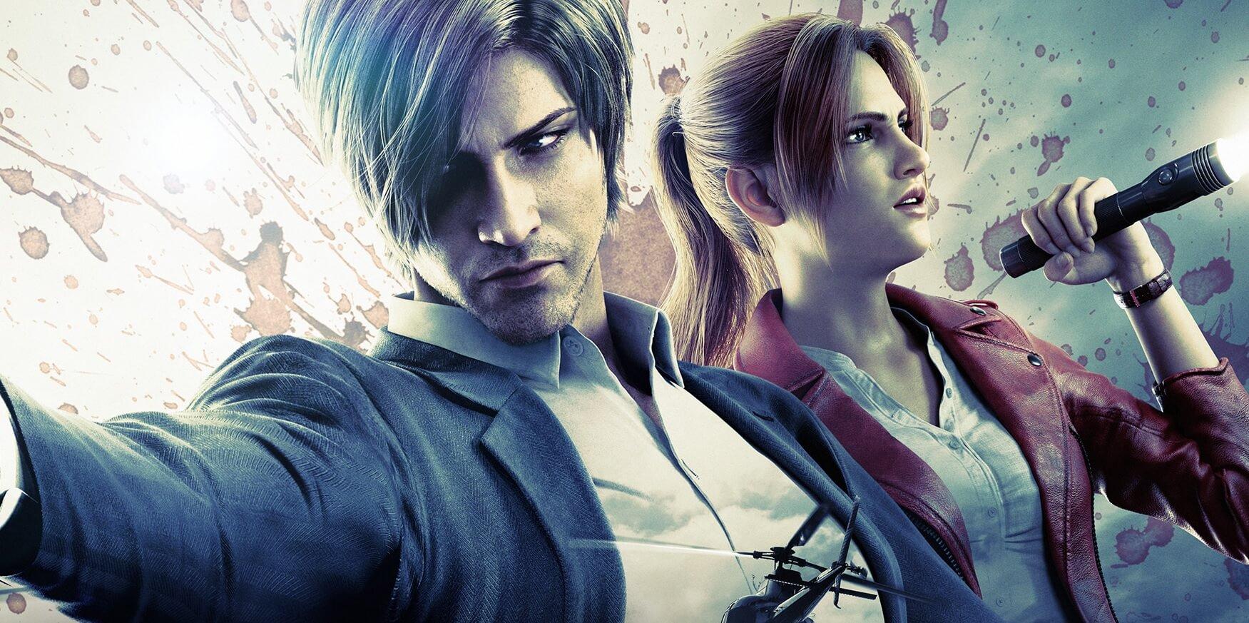 Resident Evil: Infinite Darkness tendrá a los mismos actores de Leon y Claire de RE2 Remake