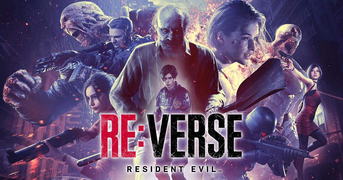 Ya puedes descargar la beta de Resident Evil Re:Verse, aunque será jugable el 8 de abril