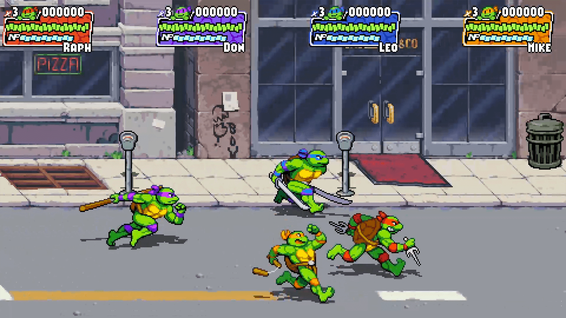 Las Tortugas Ninja regresan con un nuevo juego: Shredder's Revenge