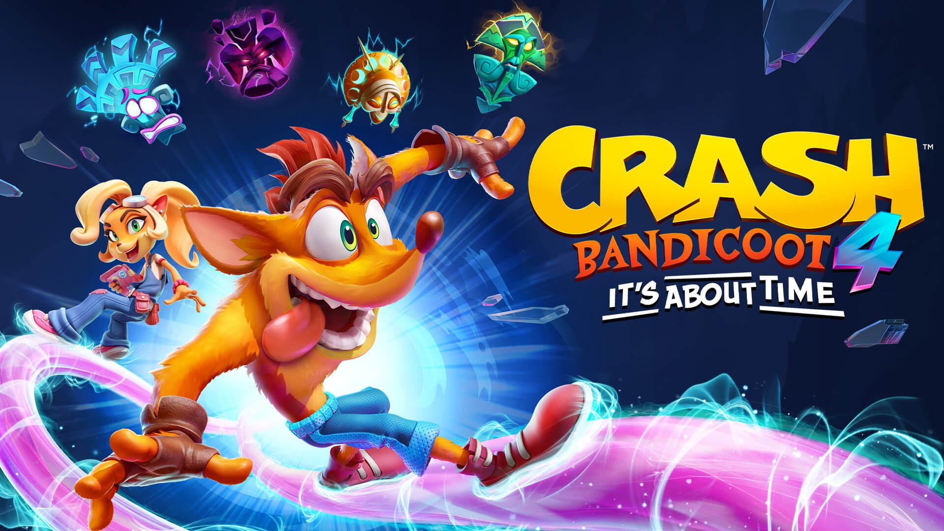Portada Crash Bandicoot Naughty Dog
