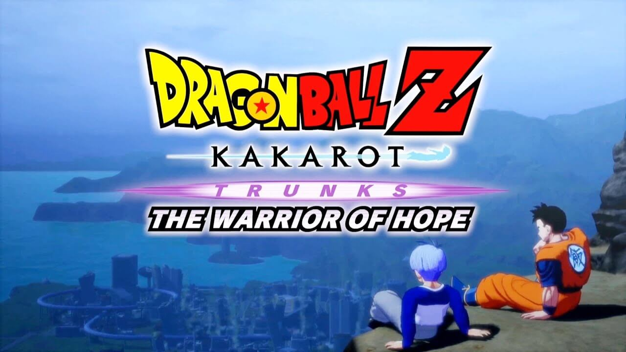 Portada 3º DLC Dragon Ball Z: Kakarot