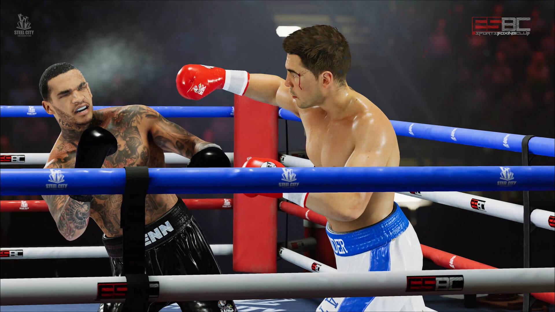 eSports Boxing Club presenta su primer gameplay y luchadores confirmados