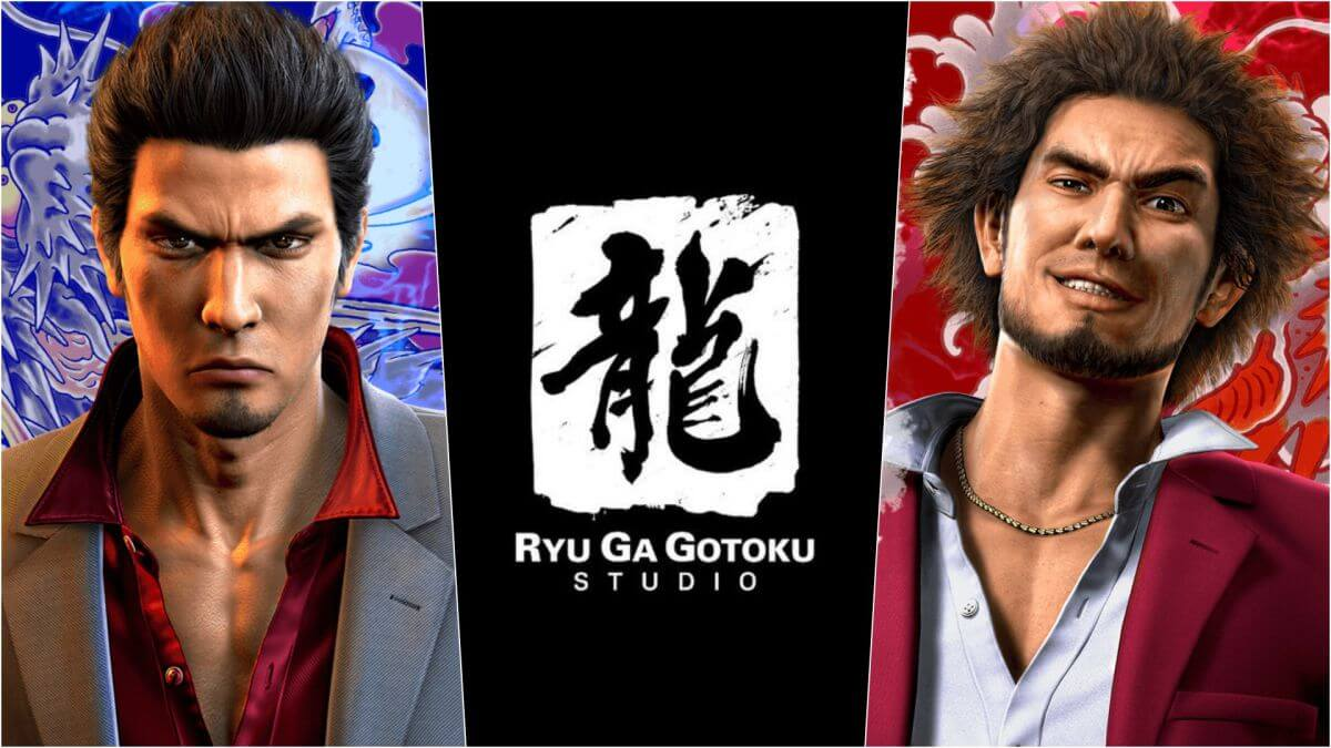 Portada nuevos proyectos Ryu Ga Gotoku Studio