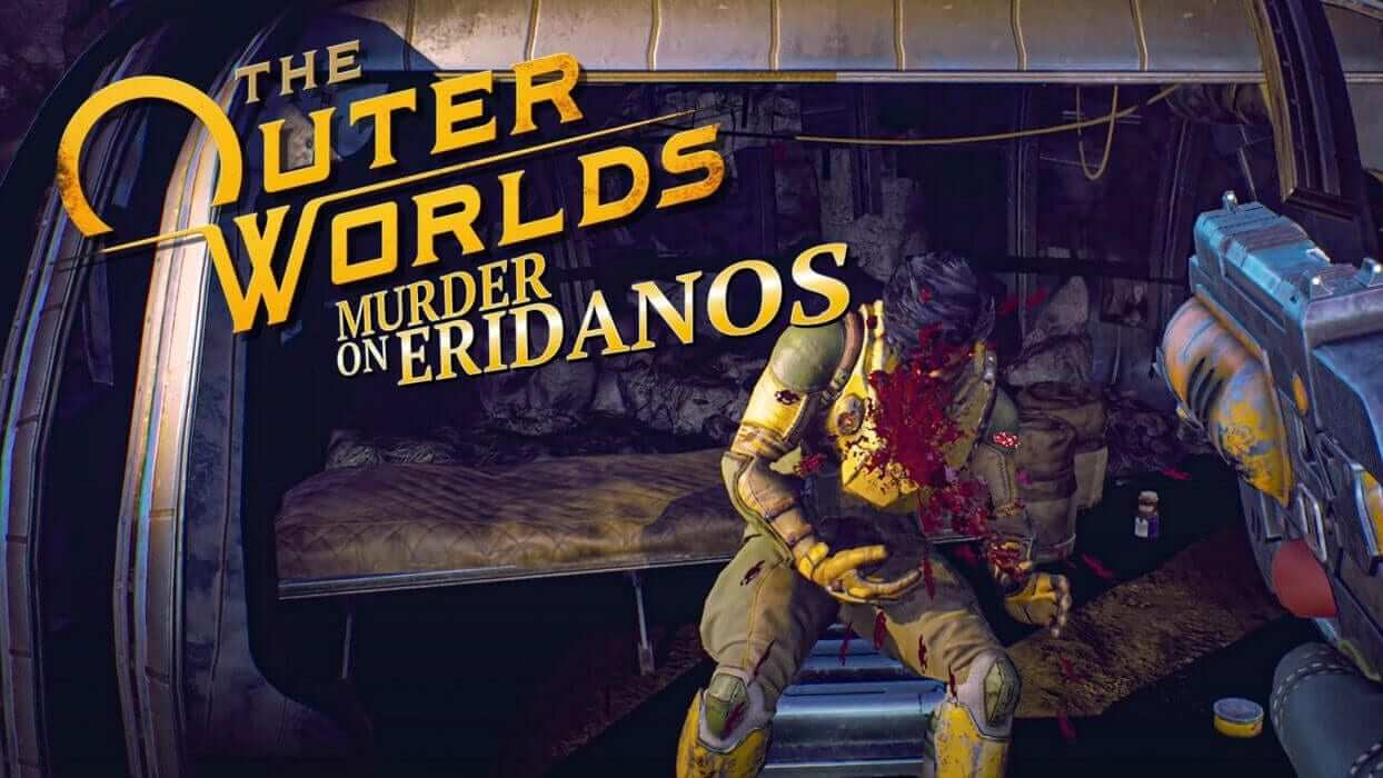 Portada The Outer Worlds: Asesinato en Erídanos