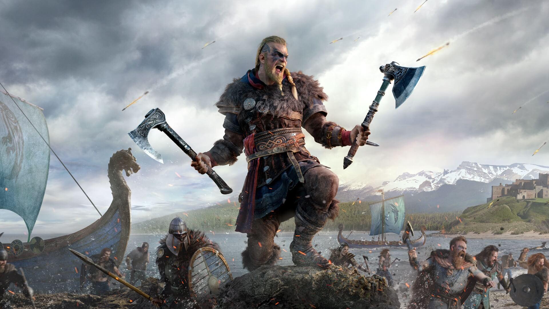 Assassin's Creed Valhalla desvela novedades de su actualización 1.3.0