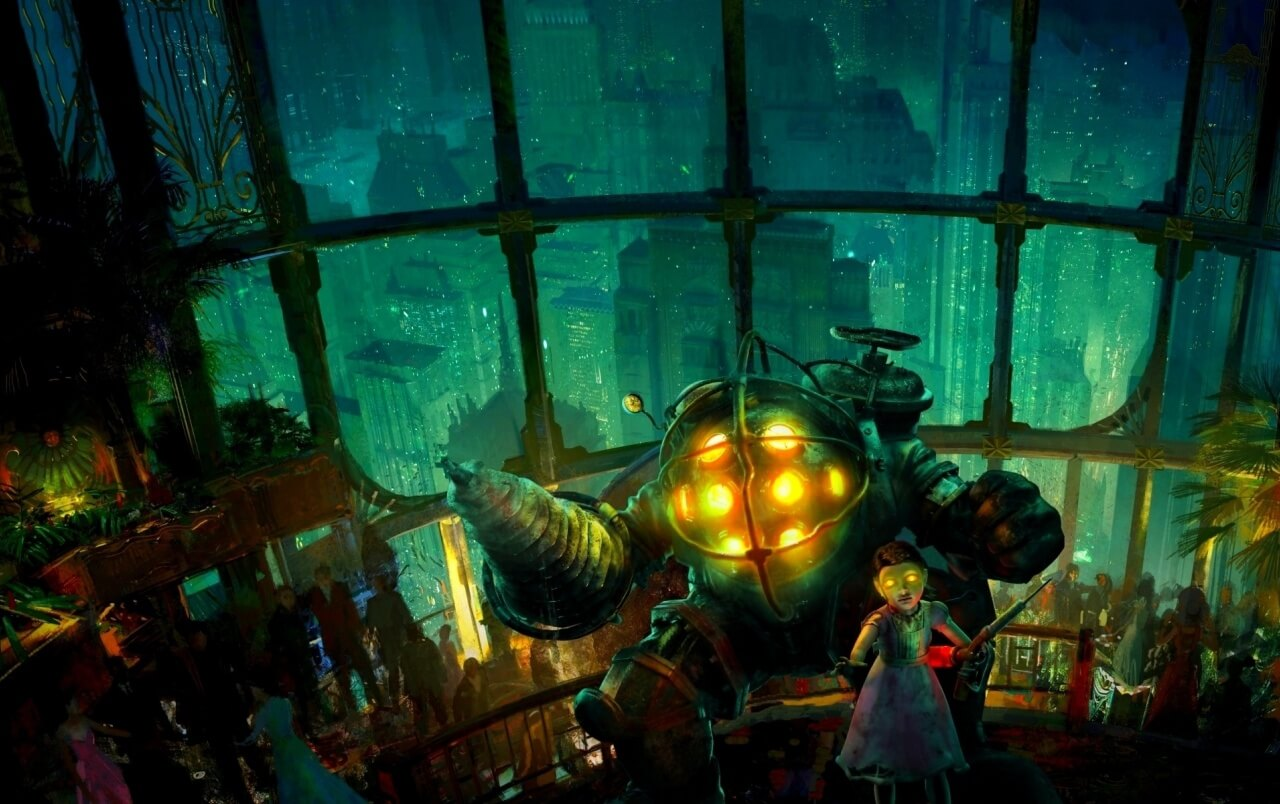 Así de espectacular luce BioShock con Unreal Engine 5