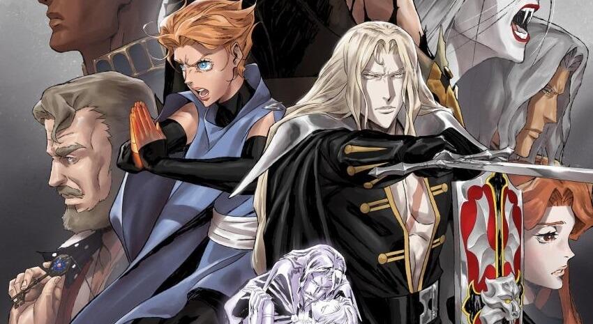 Netflix estaría interesado en una nueva serie de Castlevania con otros personajes
