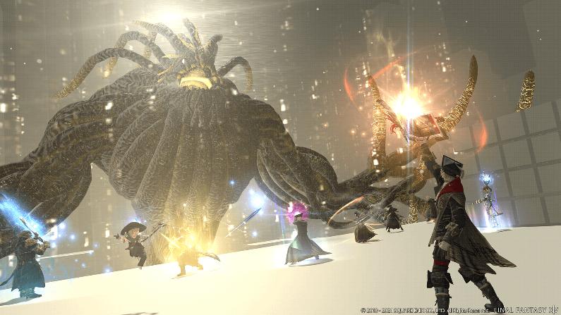 Beta abierta de Final Fantasy XIV para PS5 ya está disponible