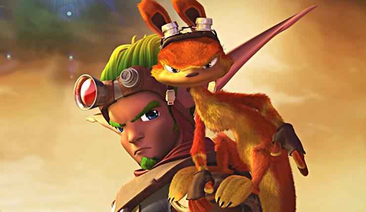 Naughty Dog no está haciendo un nuevo Jak and Daxter, pero no le cierra las puertas a la IP
