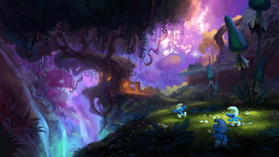 Los Pitufos llegarán este año a PS4 con su nuevo juego: The Smurfs – Mission Vileaf