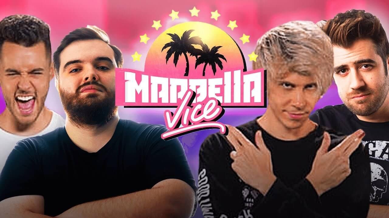 Marbella Vice: Se anuncian dos nuevos streamers invitados de última hora