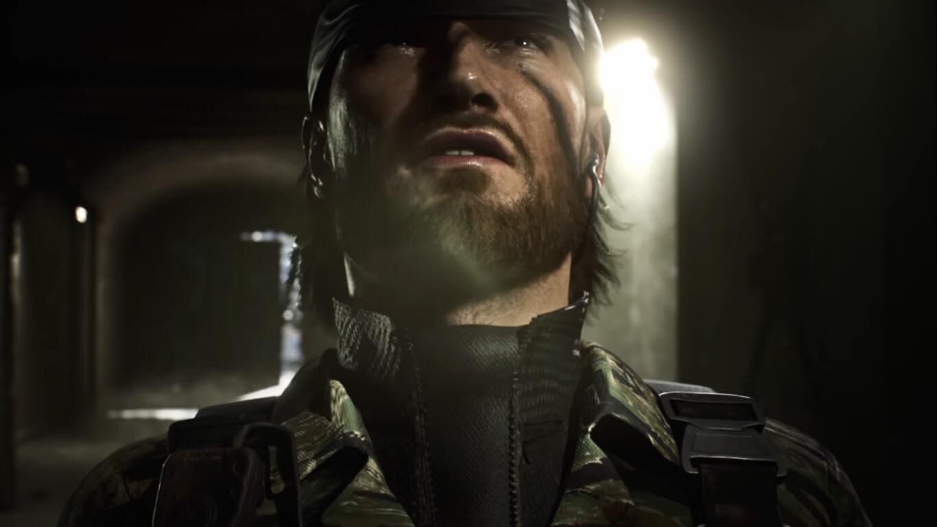 ¿Metal Gear Solid 3 Remake? Un aficionado nos muestra cómo sería con gráficos actuales