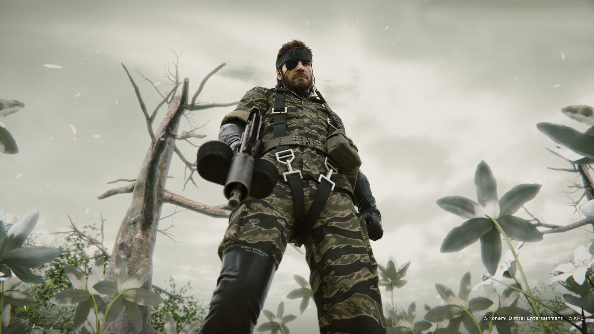 Rumor: Konami ya habría licenciado Metal Gear Solid para un nuevo juego
