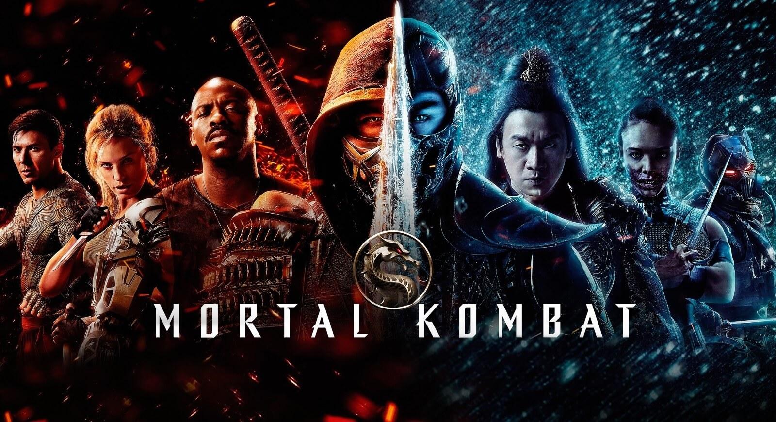Crítica: Película de Mortal Kombat (2021)