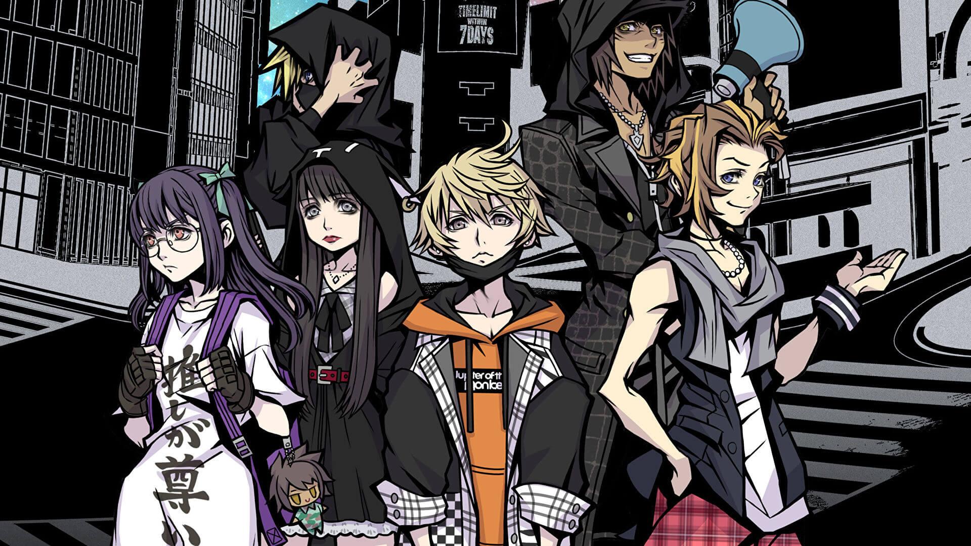 NEO: The World Ends With You desvela una nueva imagen con sus personajes