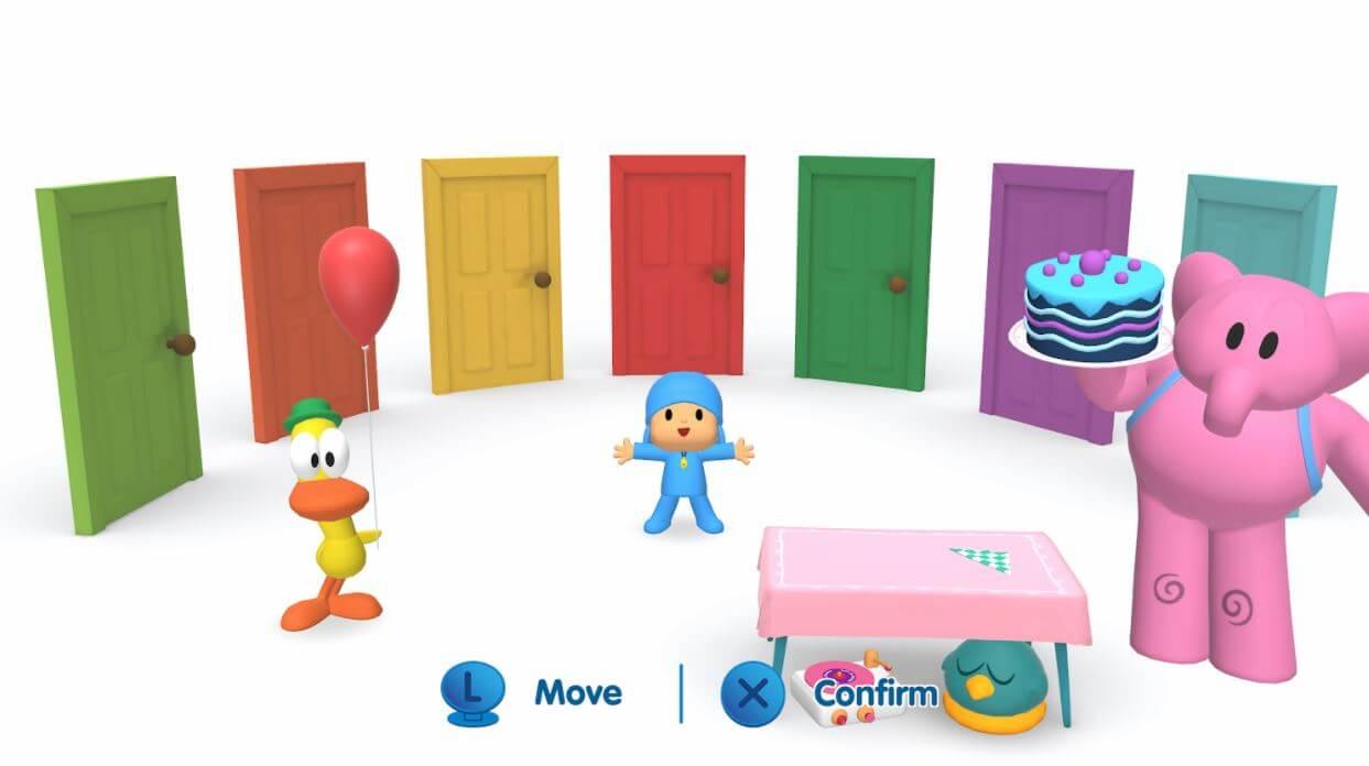 La diversión infantil de Pocoyó Party ya está disponible en PS5 y PS4