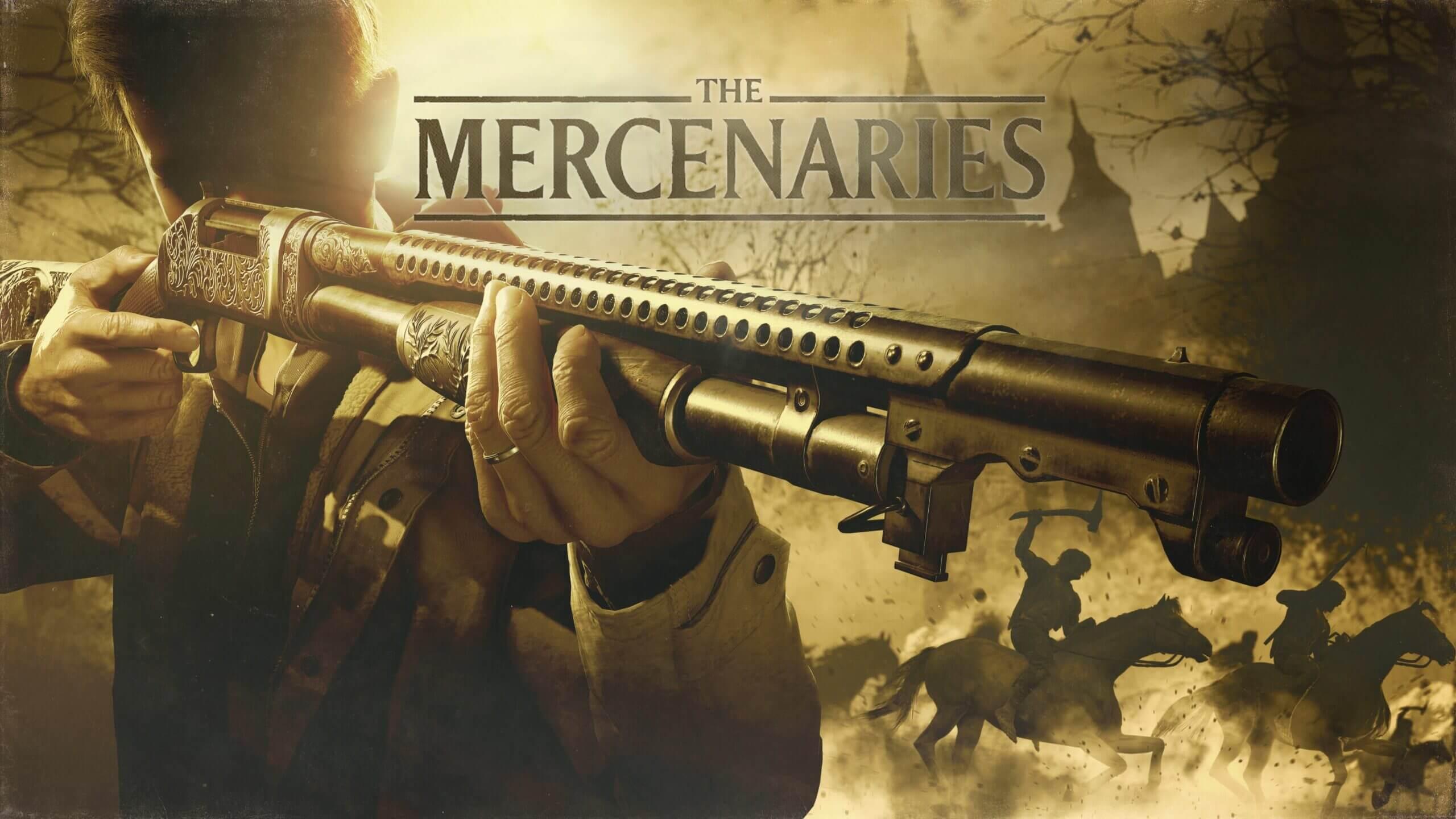 Resident Evil Village anuncia el modo Mercenarios y detalla sus características
