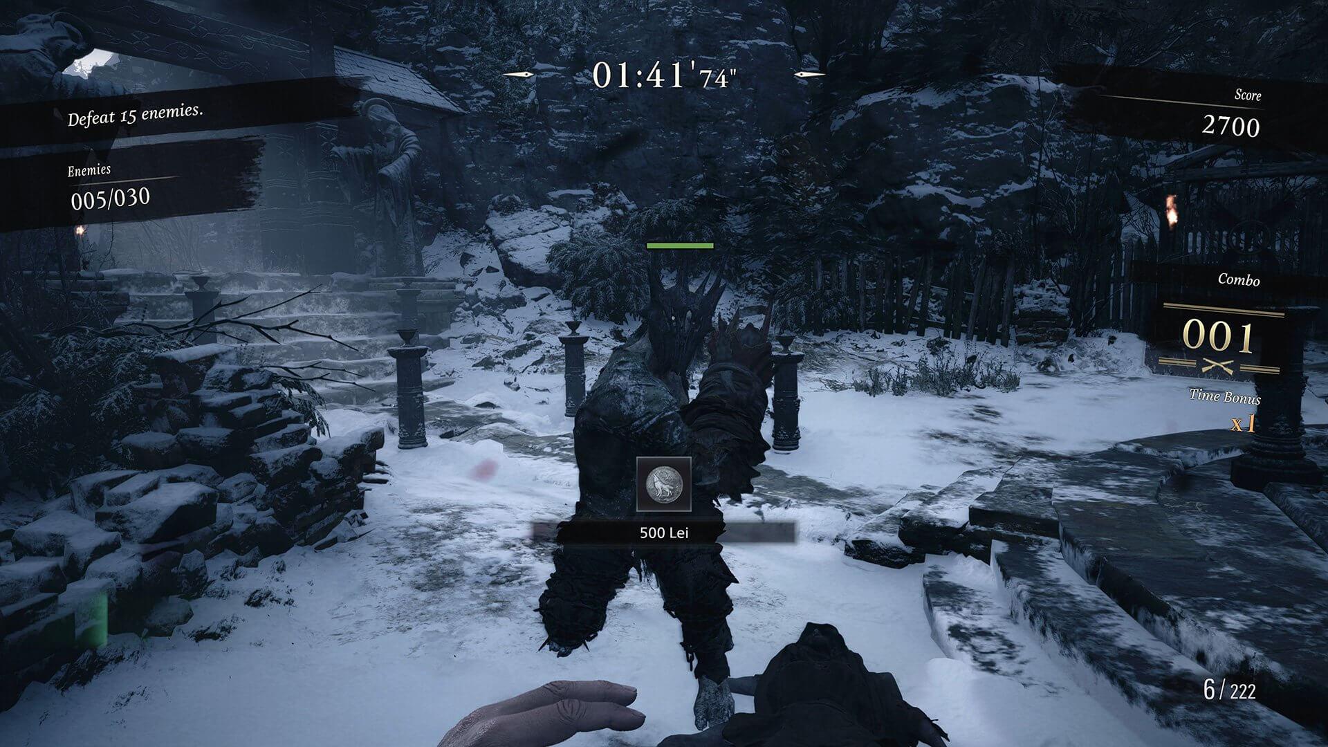 Resident Evil Village se muestra en un nuevo gameplay de su modo Mercenarios