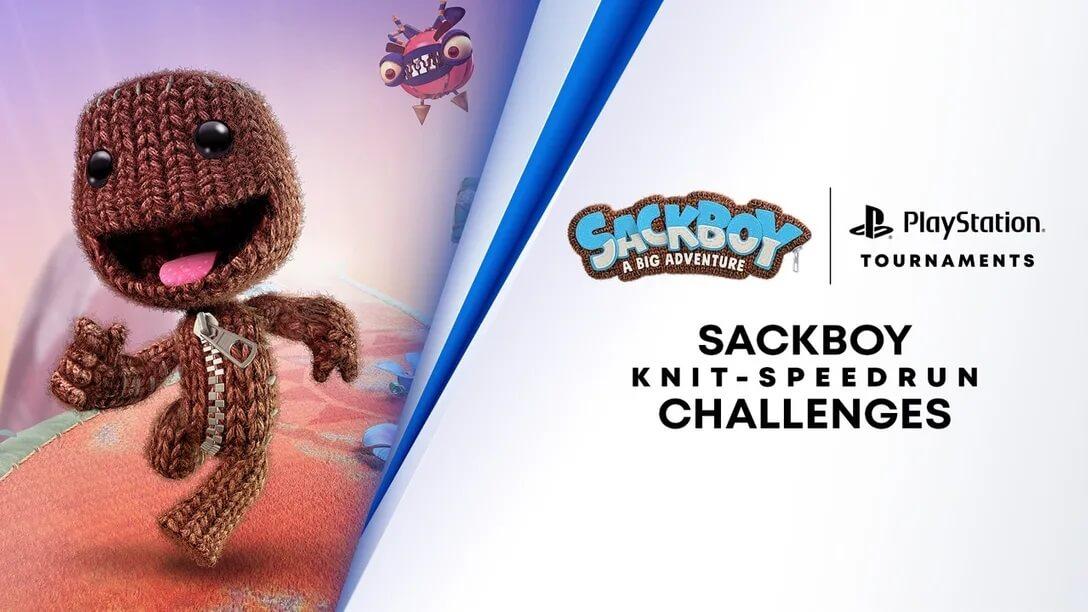 Sackboy: Una Aventura a lo grande lanza un challenge de carreras contrarreloj